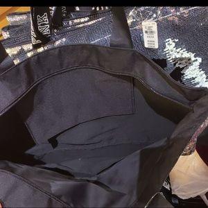 656f7c0803 PINK Victoria s Secret Bags - VS PINK Flip Sequin Bling Tote - Black Friday